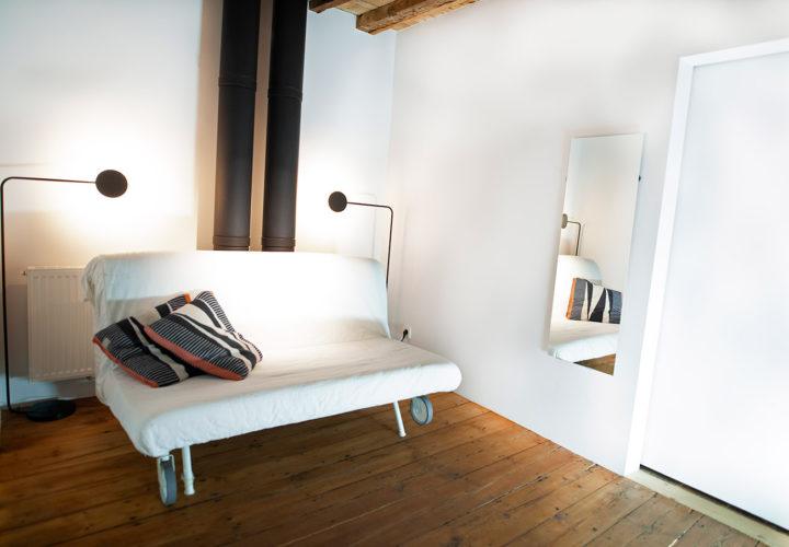 Slaapkamer 2 eerste verdieping