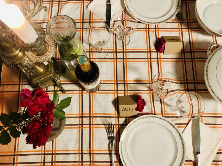 6 tips om je diner te pimpen op een doodnormale avond