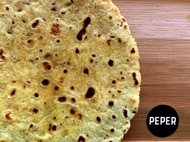 Roti, chapati of naan: intro in Indisch brood